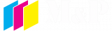 M&P logo Biele